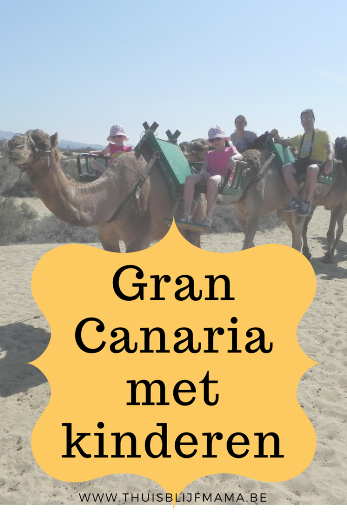 Gran Canaria met kinderen