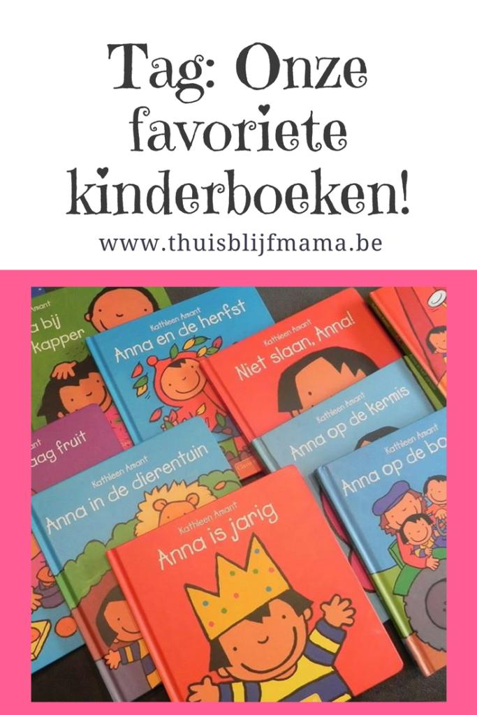 Onze favoriete kinderboeken!