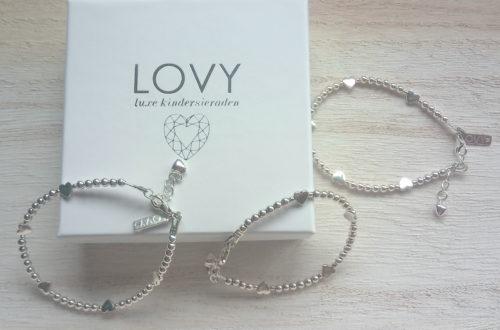 Moeder dochter armbanden LOVY